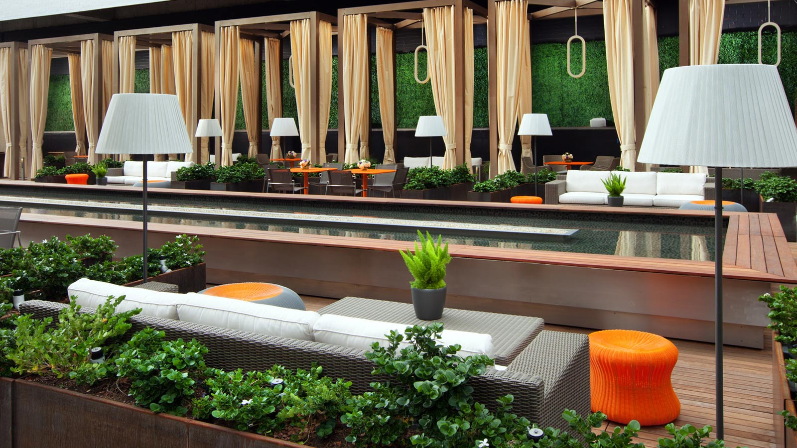 Los Angeles Meetings & Events - Outdoor Space
