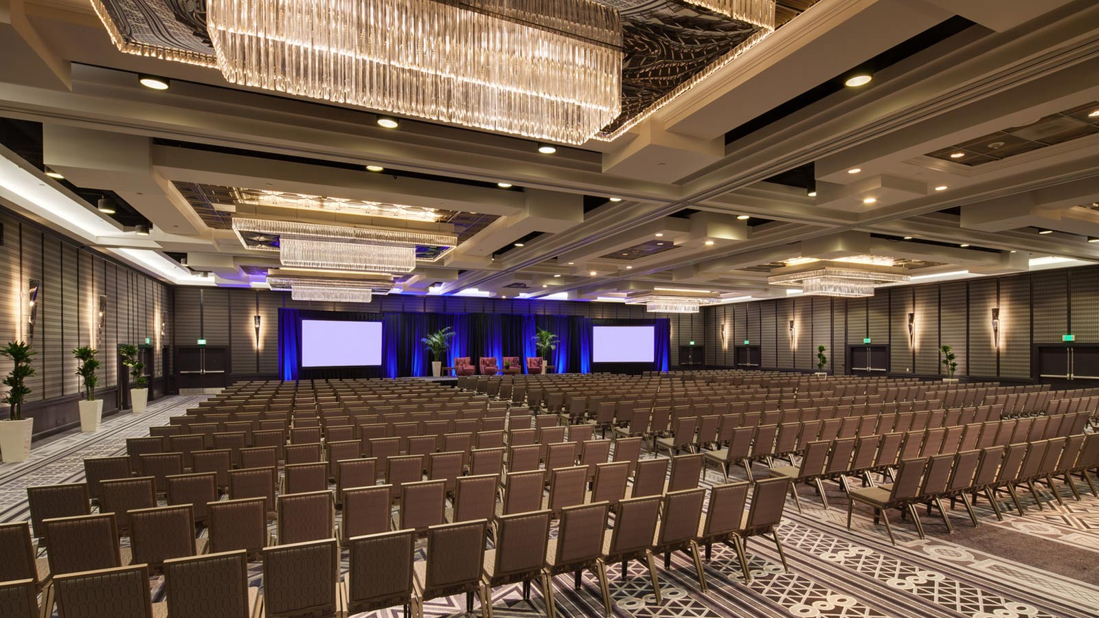 Los Angeles Meetings & Events - California Ballroom