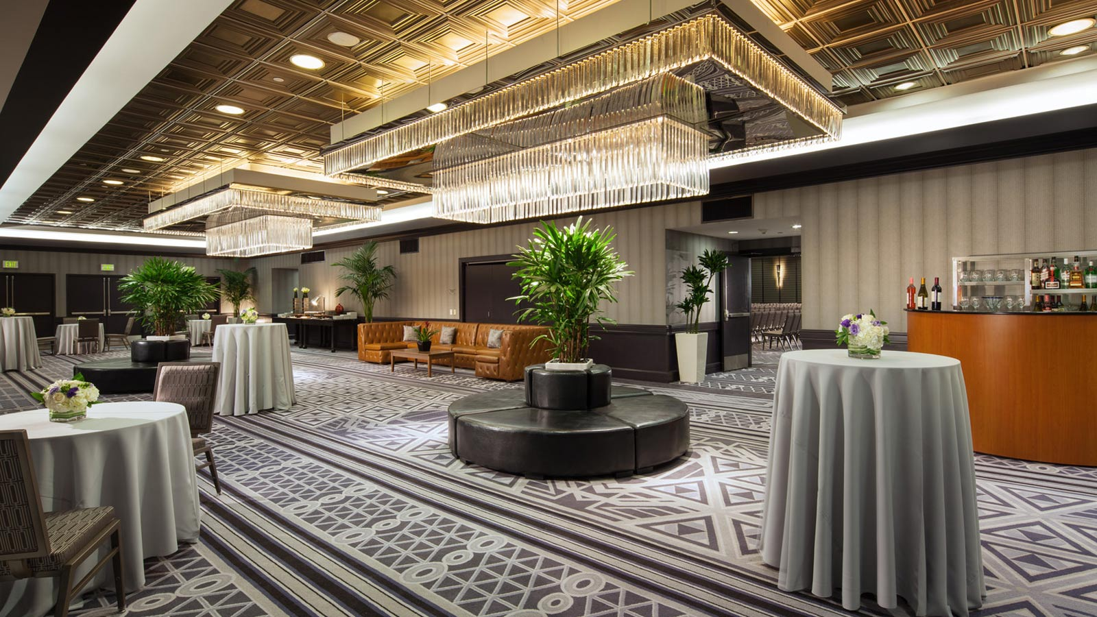 Los Angeles Meetings & Events - California Ballroom Pre-function Space