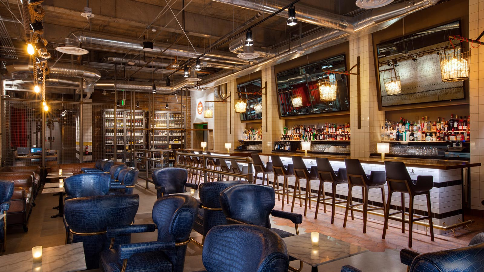 Los Angeles Meetings & Events - District on the Bloc Bar