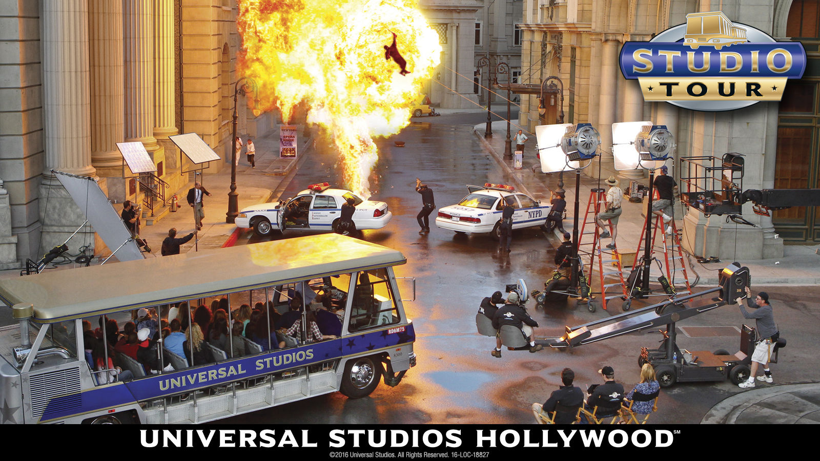 Universal Studios - Fast and Furious