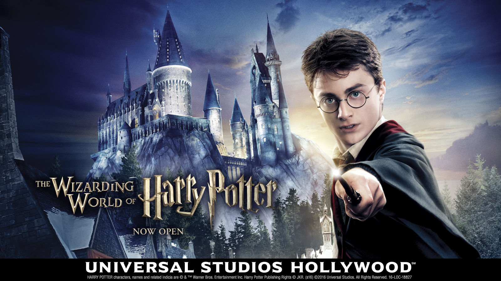Universal Studios - Harry Potter