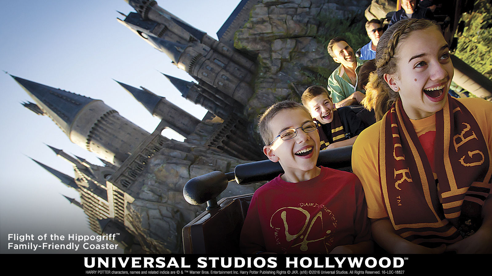 Universal Studios -Wizarding World of Harry Potter