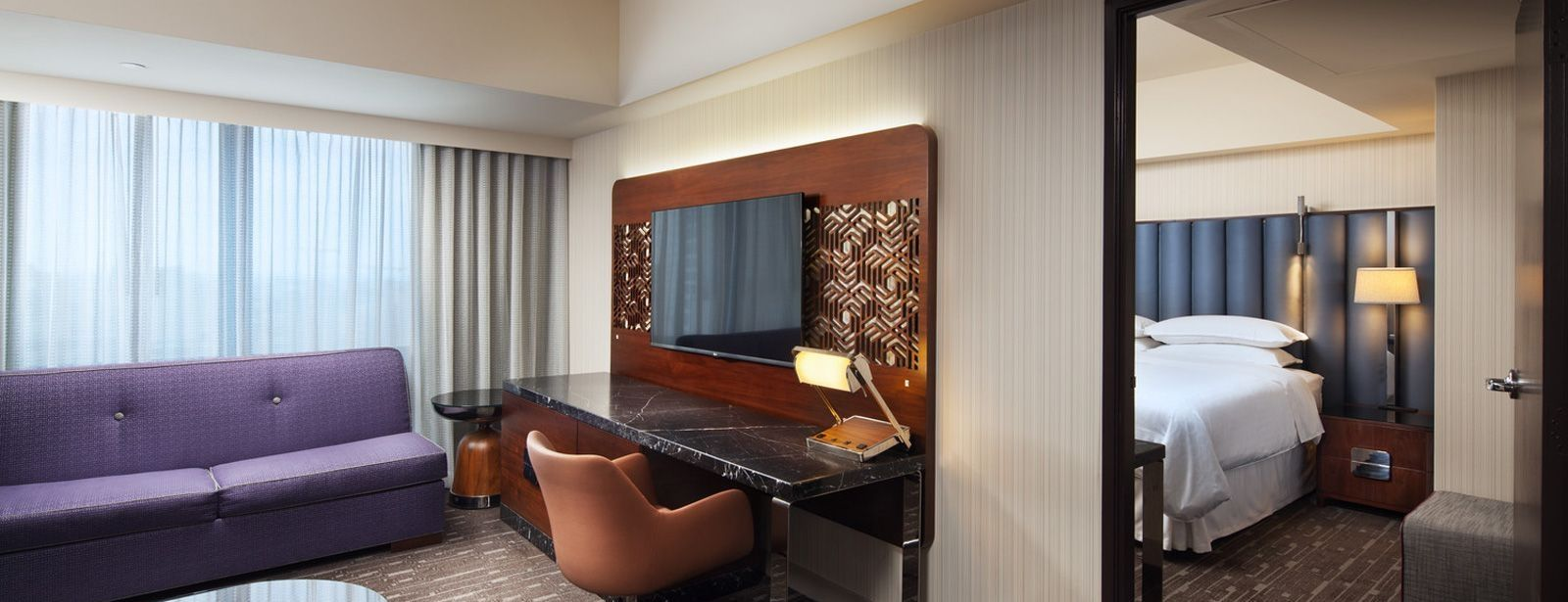 Sheraton Grand Los Angeles - Junior Suite